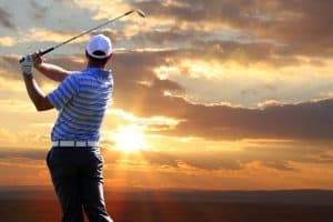 how to be consistent at golf