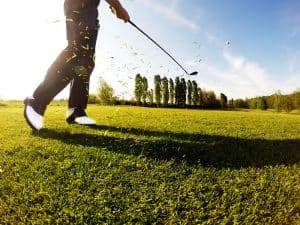 why is it so hard to be consistent at golf