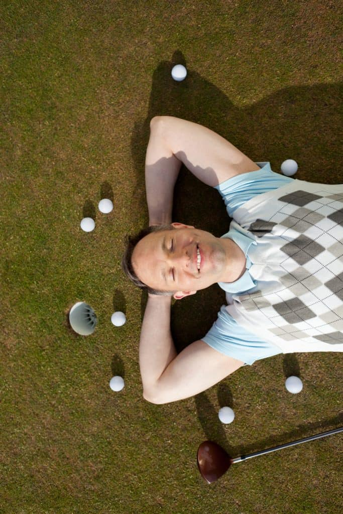 How To Stay Focused For 18 Holes Of Golf