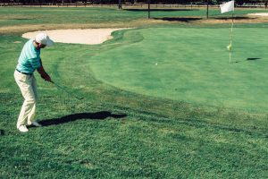 improve by practicing chipping in golf