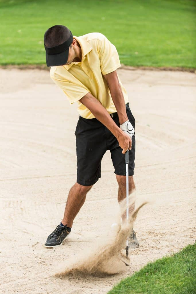 tips to get out of the bunker